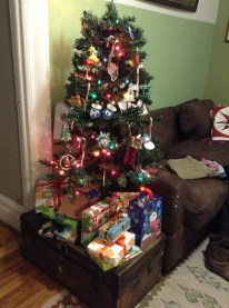 Our First Christmas (tree).