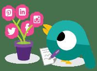 Take It Over Social Media Twirp