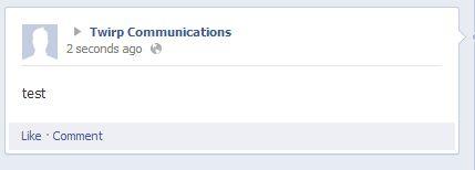 Fixing Broken Facebook Page