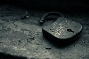 winner engraved lock
