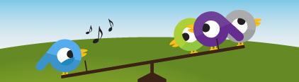 leverage twitter lists birds