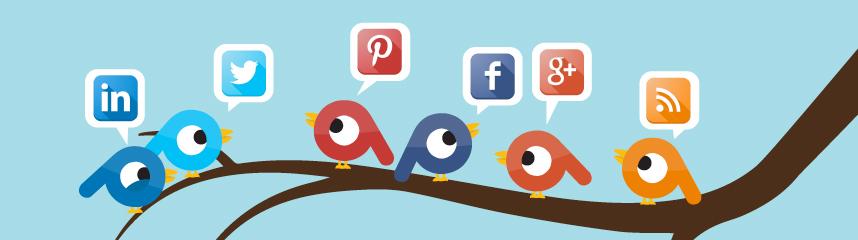 Imagini pentru promote your social media profiles