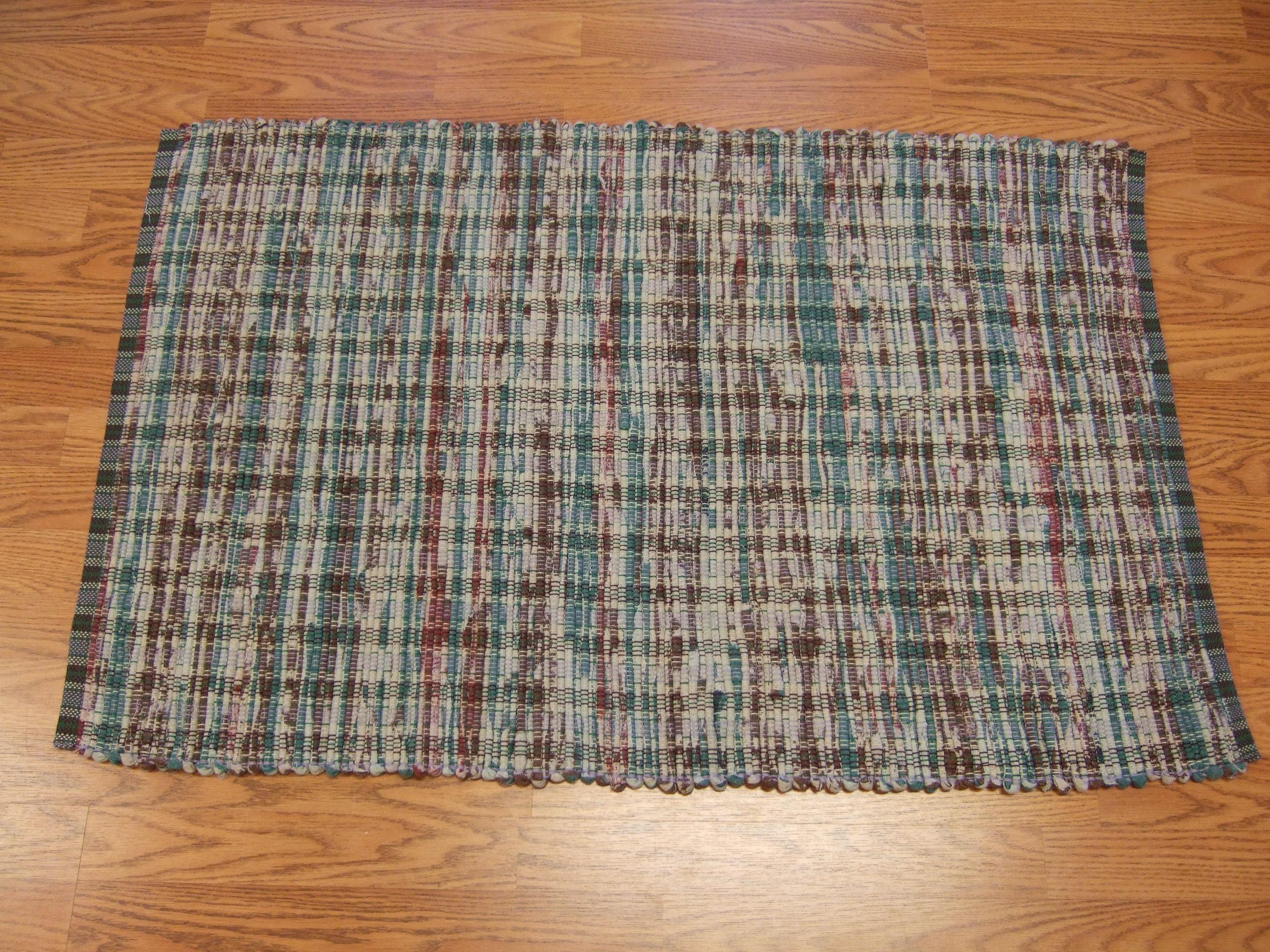"""Pendleton wool fabric: """"Vintage Cabin"""" print"""