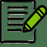 copywriting copy-editing icon