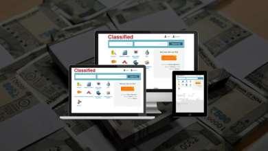 Classified Website 001