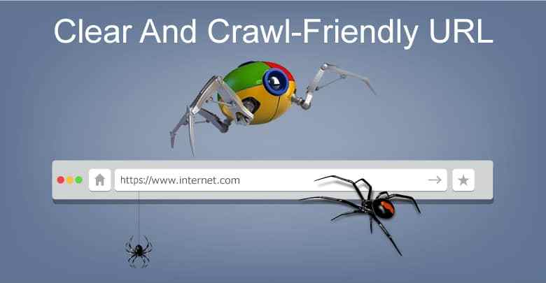 Clear And Crawl Friendly U R Ls Best For Your S E O