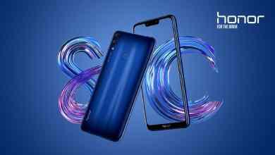 Honor 8 C Smartphone