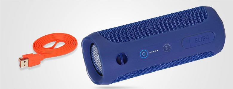 J B L Flip 4 Wireless Speaker Design