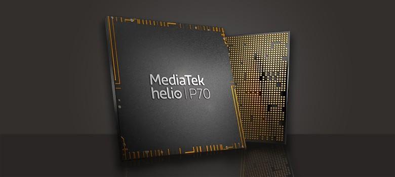 Media Tek Helio P70