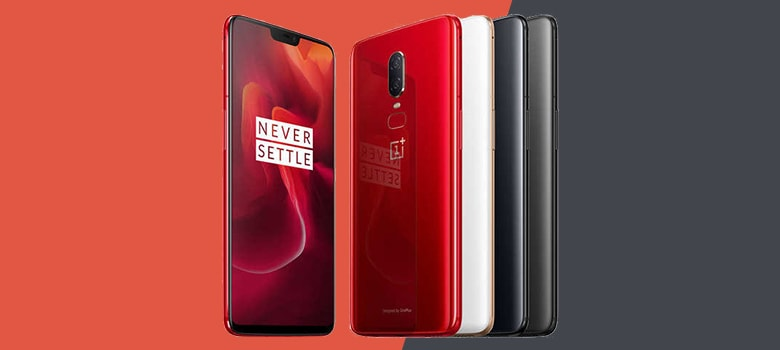 One Plus 6 T Android Phone