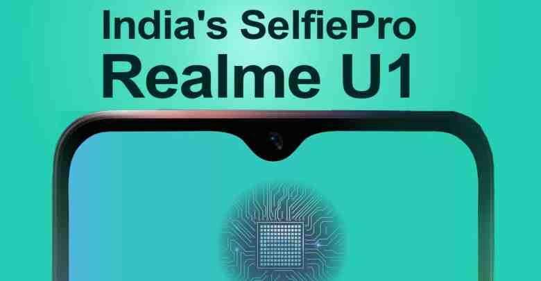 Realme U1 Smartphone