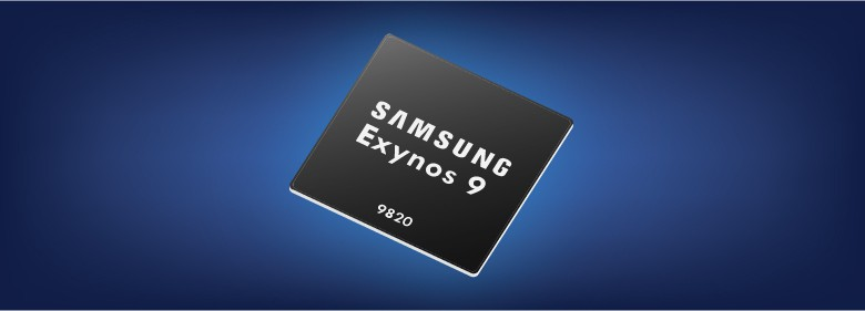Samsung Latest Processor