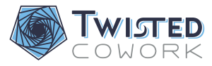 Twisted Cowork Logo