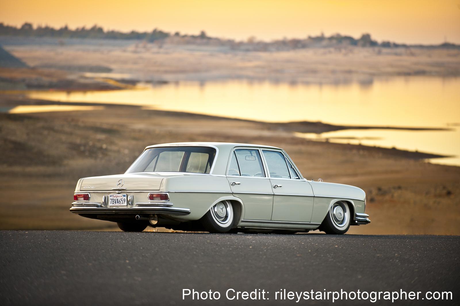 Air Ride Mercedes