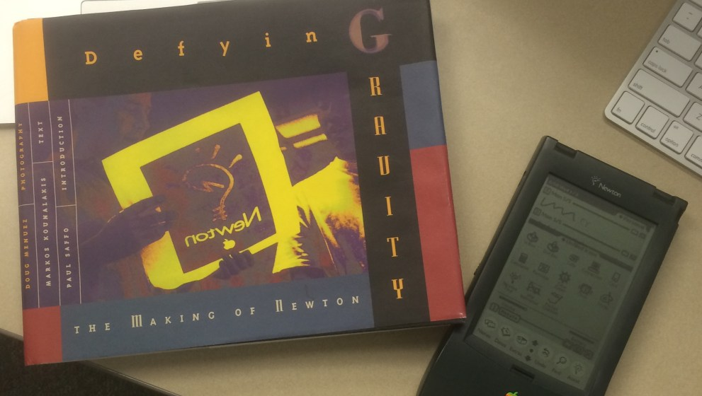 Defying Gravity – The Making of Newton (Apple Newton)