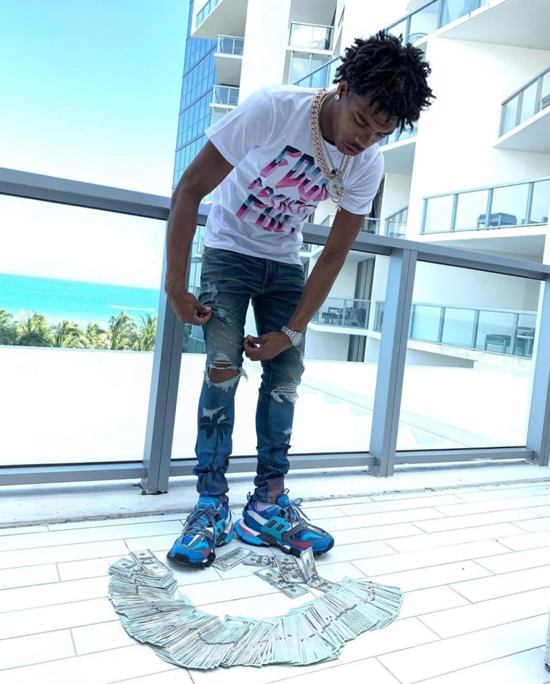 Lil Baby Clothing Collection: 6PF  Twisted Male Mag