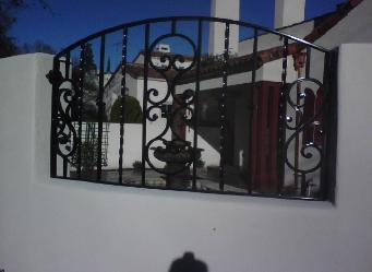 Twisted Metal Fencing