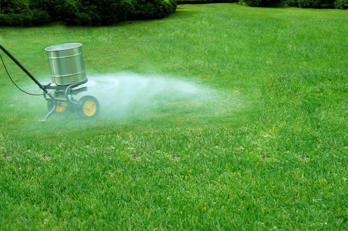 lawn care - fertilizer - seasonal fertilizing