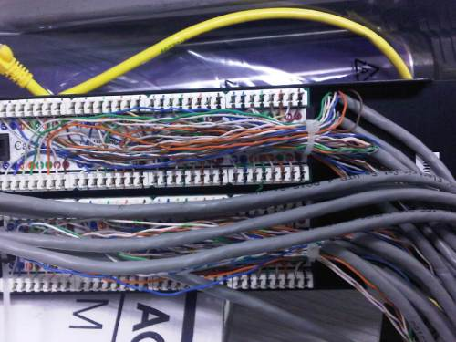 small resolution of twisted pair technologiesdata disasters cat5 cat6 in trouble cat5 patch panel wiring