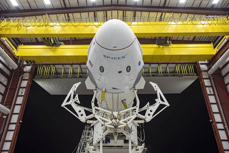 spacex first all civilian mission to space 12 SpaceX is Launching the Worlds First All Civilian Mission to Space