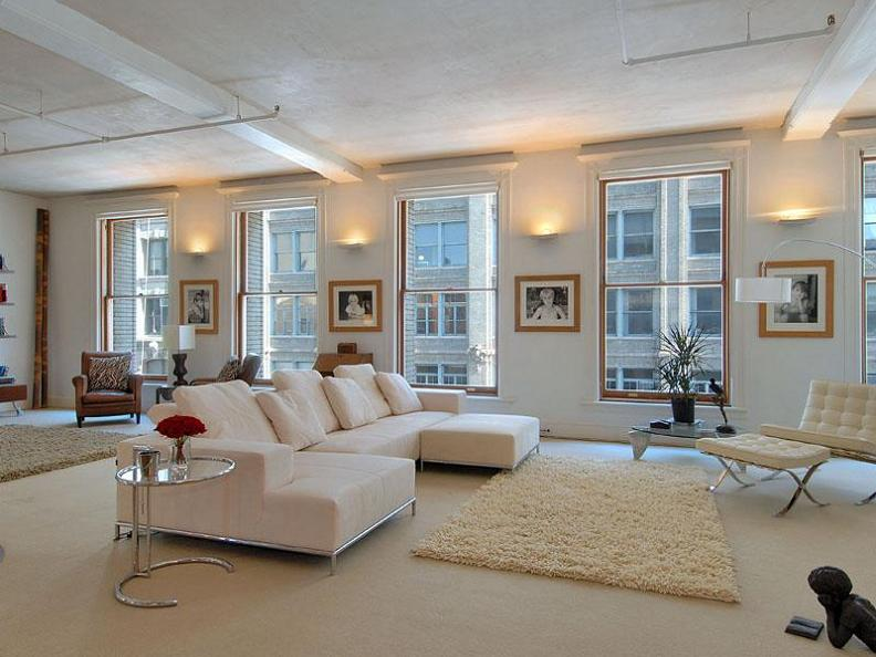 Ridiculous OpenConcept Luxury Loft in SoHo TwistedSifter
