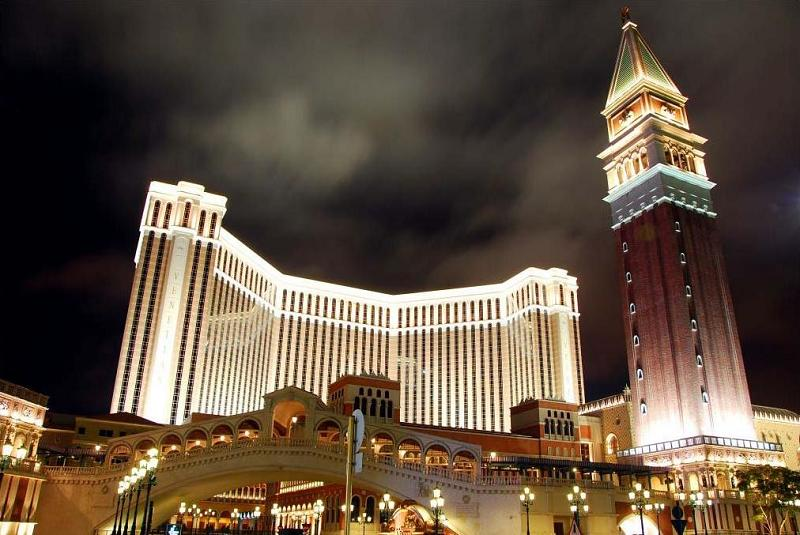 The Worlds Largest Casino Venetian Macao TwistedSifter