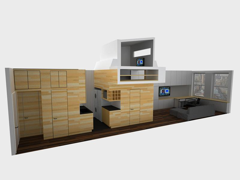 How To Live Large In A 500 Sq Ft 46 Sq M Apartment