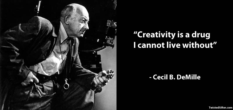 15 Famous Quotes On Creativity «twistedsifter