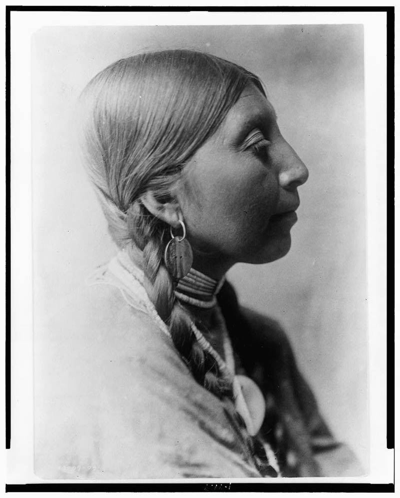 Early Native American Woman