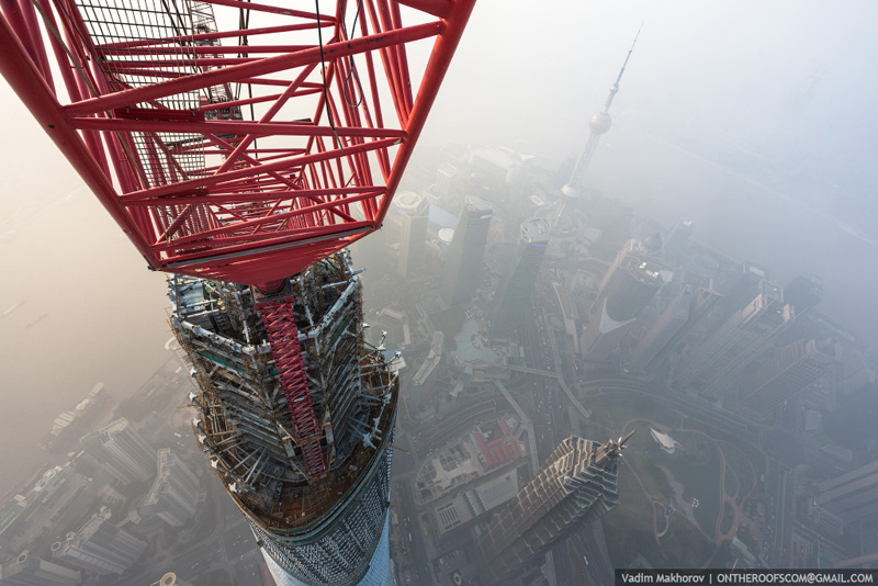 The Crazy Duo That Scaled The World's 2nd Tallest Building