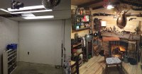 This Guy Built a Rustic Cabin Man Cave for $107 TwistedSifter