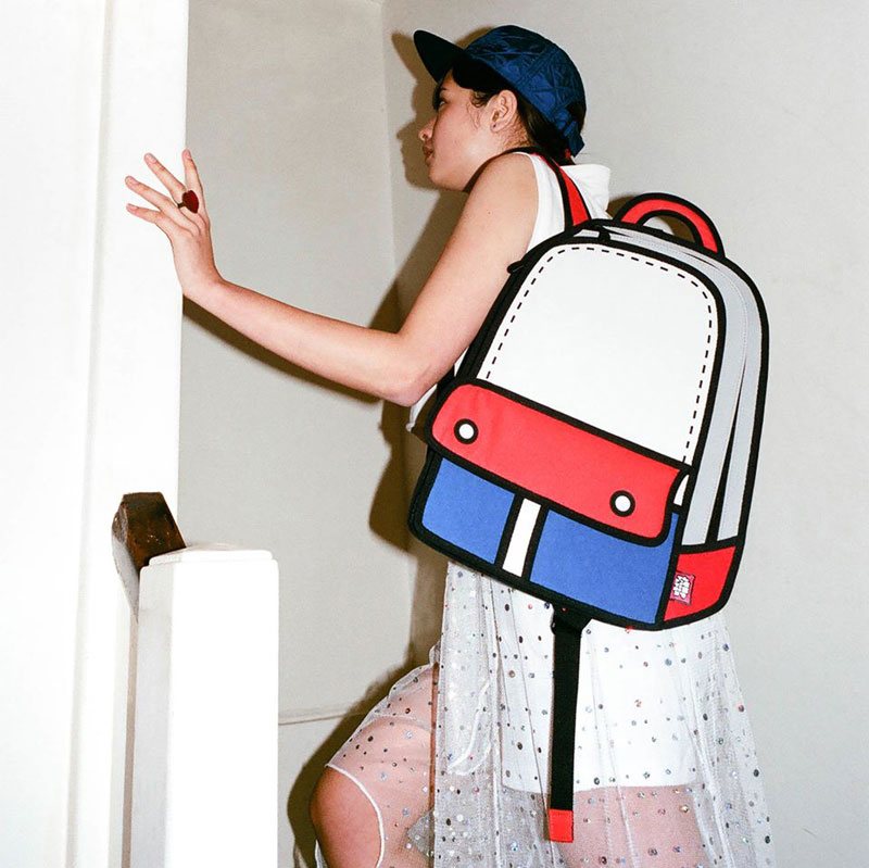 These Cartoon Bags Look Photoshopped But Theyre 100