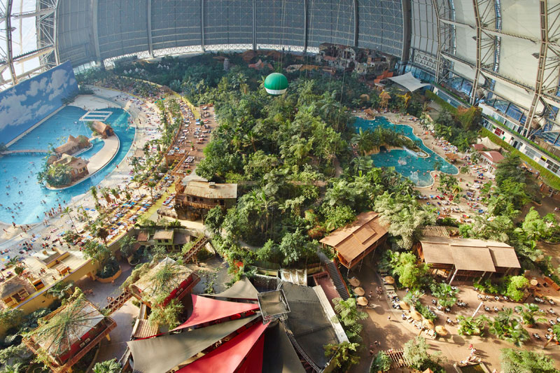 the giant waterpark inside