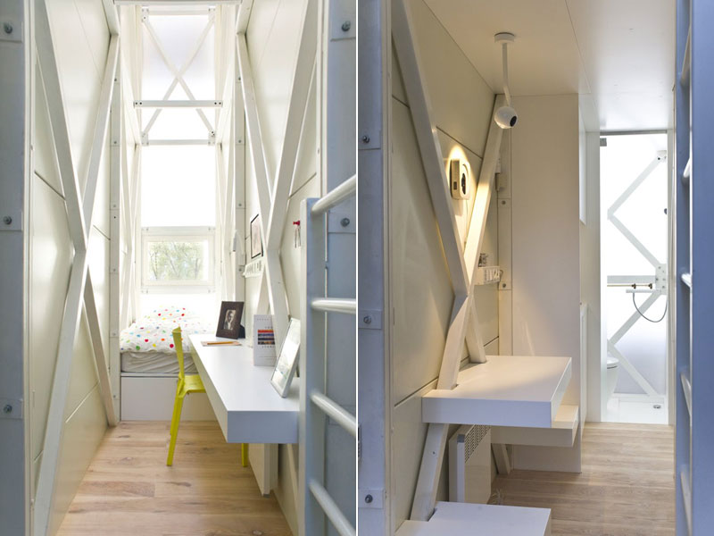 The Skinniest House In The World 10 Photos «TwistedSifter