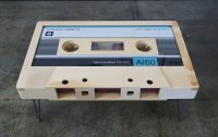 These Retro Cassette Tape Coffee Tables are Awesome ...