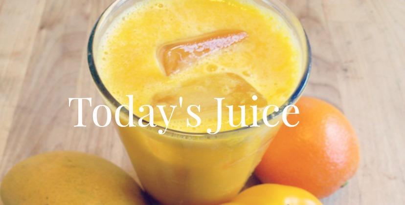 Today's Juice