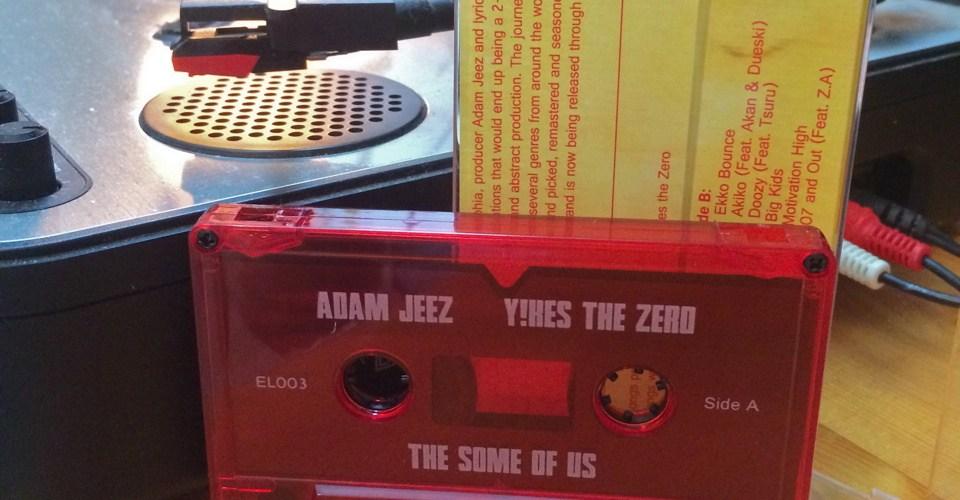 Adam Jeez & Y!kes the Zero