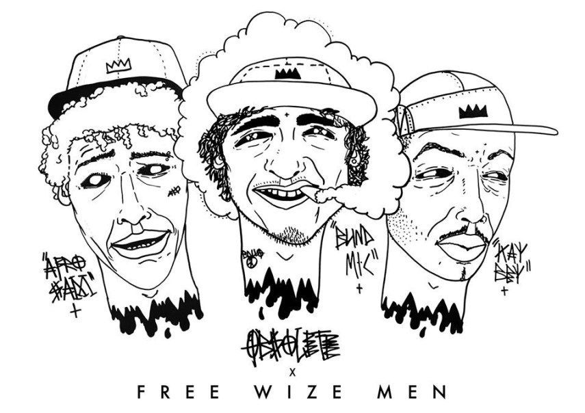 Free Wize Men - Is Ya With Me?