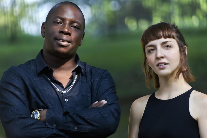 Vieux Farka Touré & Julia Easterlin - A'Bashiye (It's Alright)