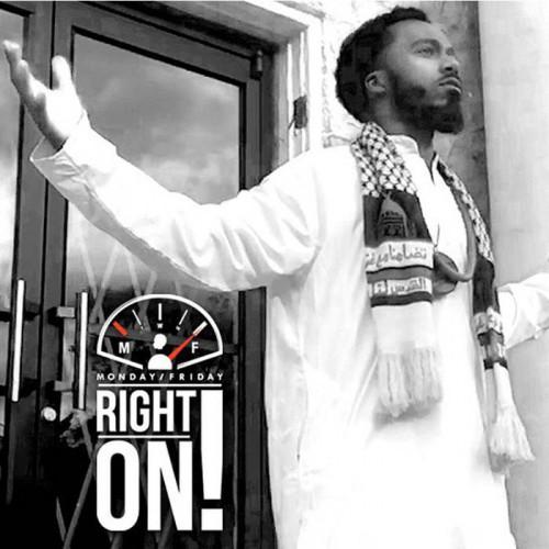Audio/Visual: Monday/Friday (Yamin Semali & Illastrate) - Right On