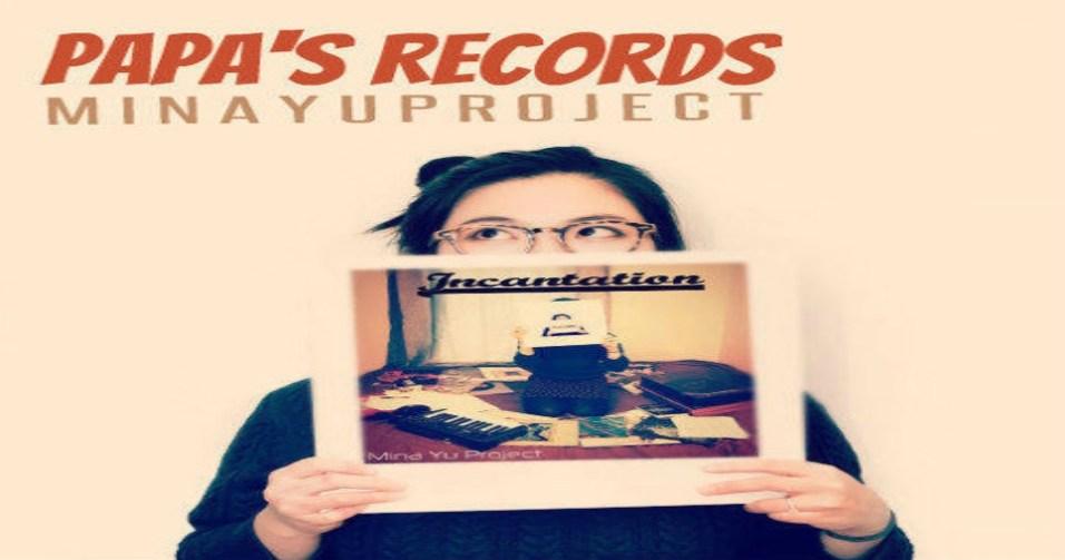 Mina Yu Project 1- Papa's Records