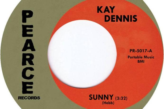 Kay Dennis - Sunny b/w Walk On By