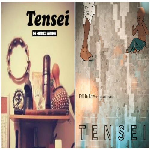 Tensei - HotBox Session Ep vol #1/ Fall In Love & Allright