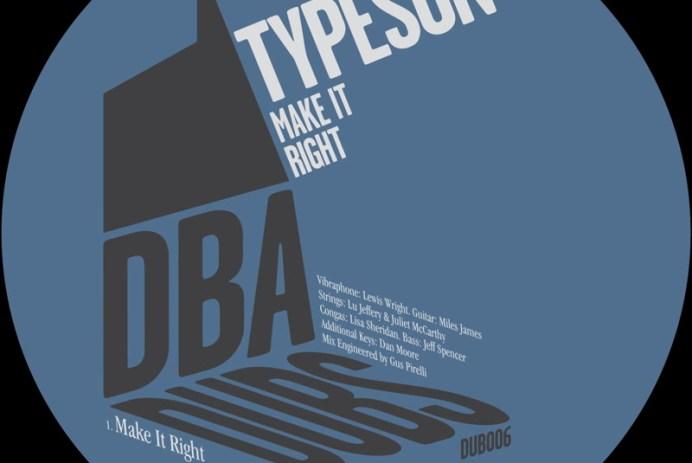 Typesun - Make It Right