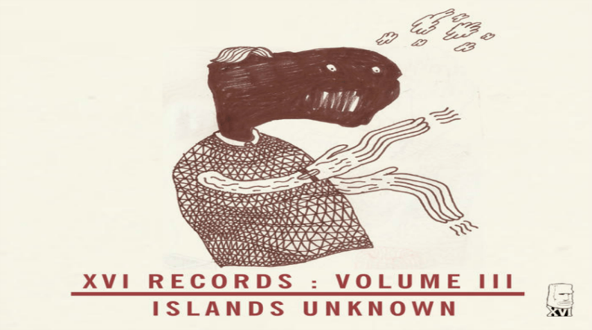 -XVI Records - Vol-.-3 - Islands Unknown