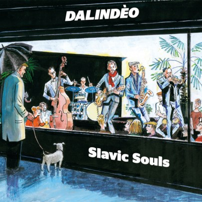 Dalindèo - Slavic Souls