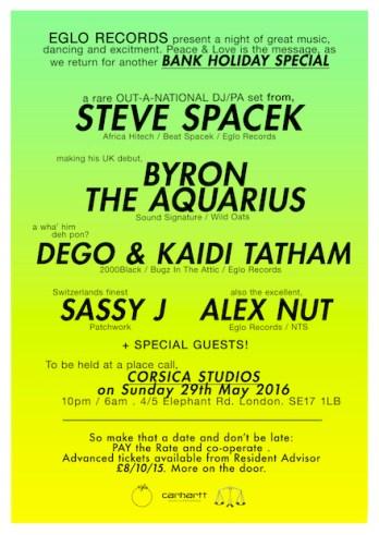 CORSICA Steve Spacek & Guest