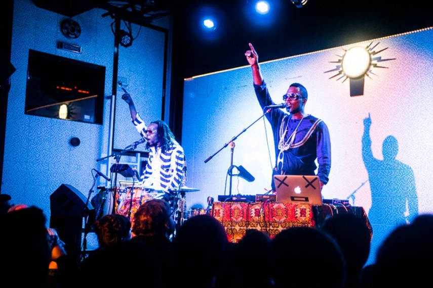 Shabazz Palaces set to release live  album via Jack White's Third Man Records