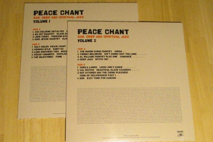 Peace Chant Raw, Deep and Spiritual Jazz