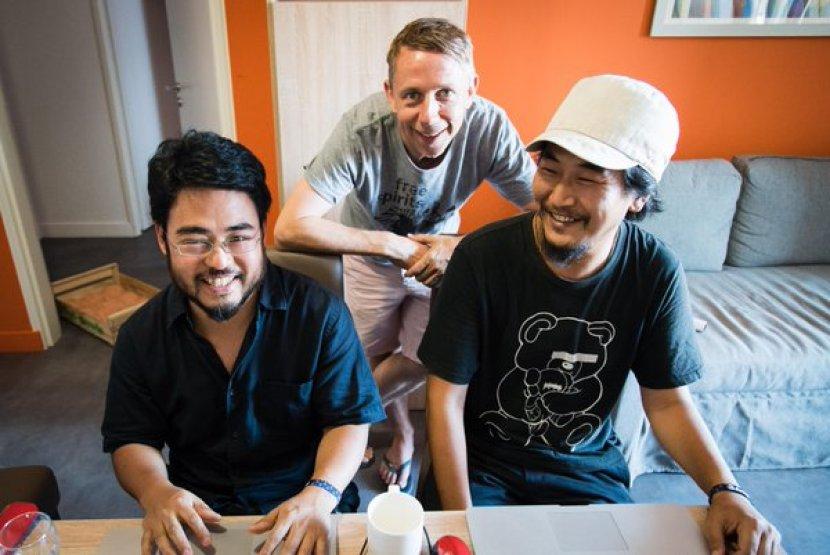 Yosi Horikawa & Daisuke Tanabe - Song for Rémy